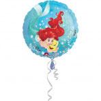 1 Folienballon – Ariel Dream Big - Ø 45cm