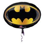 Folienballon – Batman Emblem - Ø 68cm