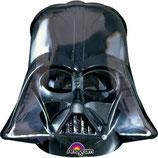 1 Folienballon-Darth Vader Helm - Ø 63cm