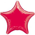 Folienballon - Ø 45cm - Stern