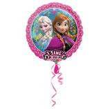 1 Musikballon - Ø 71cm - Frozen Die Eiskönigin