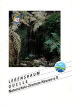 Biotop des Jahres 1992: Lebensraum Quelle