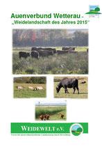 Weidelandschaft des Jahres 2015: Auenverbund Wetterau