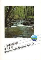 Biotop des Jahres 1996/97: Lebensraum Bach
