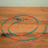 Brillenband türkis