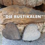 """""""DIE RUSTIKALEN"""" Herzen"""