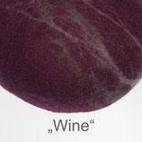 """Filzstein/Türstopper in der Farbe """"Wine"""""""