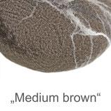 """Filzstein/Türstopper in der Farbe """"Medium brown"""""""