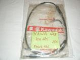 Cable d'accélérateur Kawasaki 125 KH
