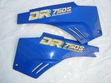 Caches latéraux Suzuki 750 DR