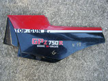 Cache latéral Kawasaki 750 GPZ-R