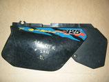 Cache latéral Yamaha 125 DTR