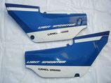 Caches latéraux Suzuki 80 RG