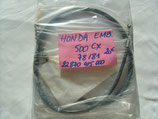 Cable d'embrayage Honda 500 CX