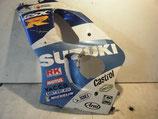 Flanc de carénage Suzuki 600 GSX/R