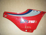 Cache latéral Kawasaki 750 GPZ-X