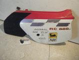 Cache latéral G Gilera 600 RC