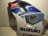 Flanc de carénage Suzuki 600/750 GSX/R