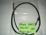 Cable de compteur Kawasaki 125 KH