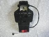 Support de feu et plaque Honda 650 Dominator