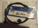 Cable d'accélérateur Yamaha 80 DTLC