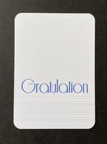 """Art. 21.005 / """"Gratulation"""""""