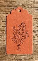 Blumenstrauss / rot