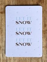 """Art. 20.018 / """"Let it snow"""""""