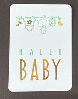 "Art. 20.013 / ""Hallo Baby"""