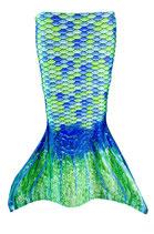Meerjungfrauen-Toddler - Aussie Green