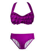 Bikini - Grape Purple