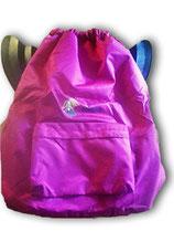 Meerjungfrauen-Rucksack für Monoflossen
