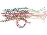 Zarte Strandarmbänder