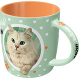 Nostalgic-Art Animal Club Tasse - Cat Lover