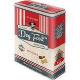 Nostalgic-Art PfotenSchild - Dog Food, Vorratsdose XL