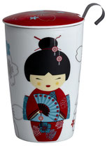 little geisha red