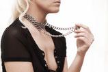 Halskette, 3 reihig