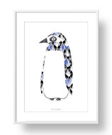 "illustration ""pinguin"""