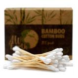 Boite de 200 coton-tiges Bambou
