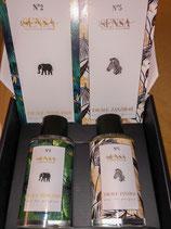 Coffret 2 parfums au choix + tote bag SENSA