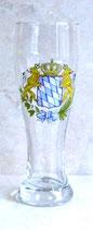 Weizenglas mit Alt Bayern