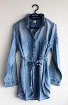 Jeans-Bluse (H&M)