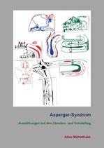 Mühlethaler, Alina: Asperger-Syndrom - Auswirkungen auf den Familien-  und Schulalltag (Broschüre A4)