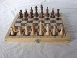 Schach-Backgammon-Kassette