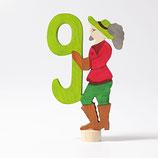 Zahlen-Märchenstecker  9