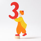 Zahlen-Märchenstecker  3