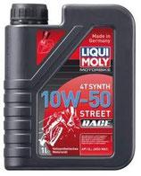 Olio Liqui Moly 10W50 Street Race