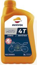 Olio Motore Repsol Moto Sintetico 10w40