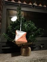 Albero di Natale Orientistico cm 35 con lanterna - RIF.   L 407