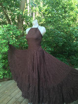 Stringback dress